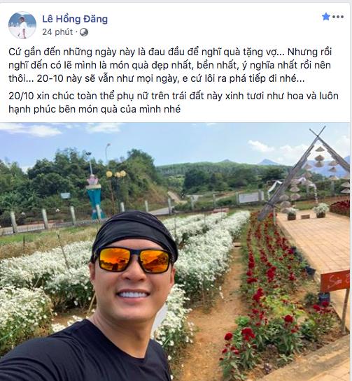 MC Quyền Linh viết tâm thư xúc động gửi vợ ngày 20/10 ảnh 8