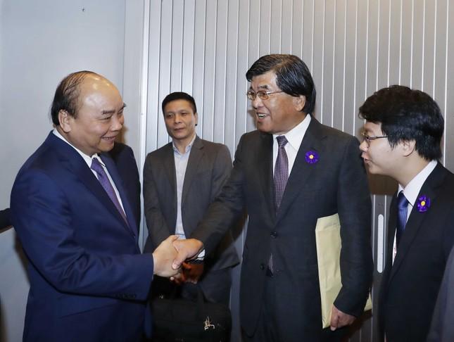 Thủ tướng đến thủ đô Tokyo, Nhật Bản ảnh 1