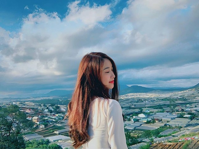 Bạn gái hotgirl của Văn Toàn liên tục tung ảnh bikini khoe 3 vòng 'bỏng mắt' ảnh 8