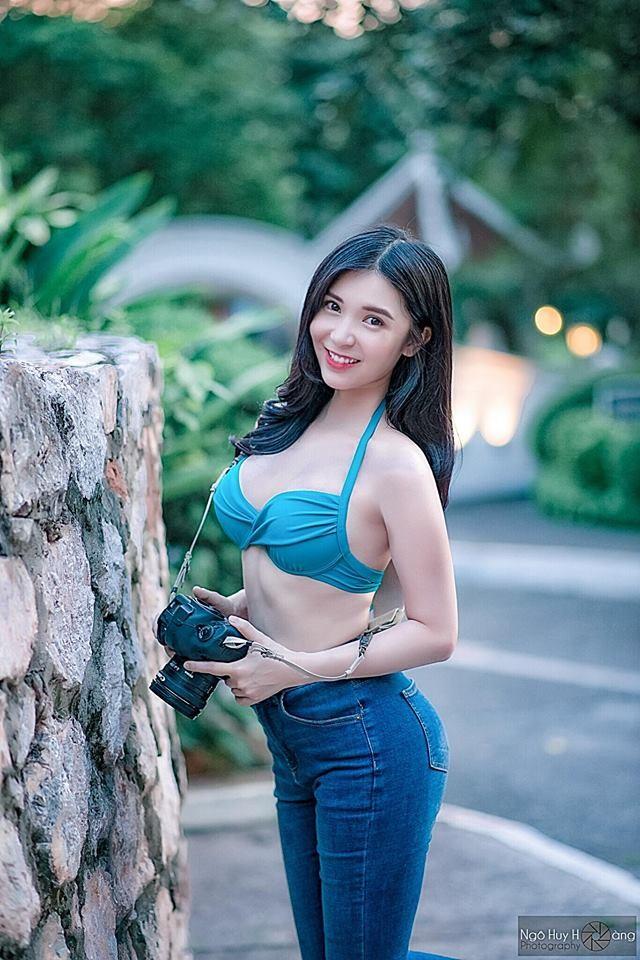 Giữa ồn ào Quang Lê hẹn hò vợ cũ của Hồ Quang Hiếu, Thanh Bi tung ảnh cực 'nóng' ảnh 5