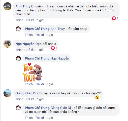 NSƯT Chí Trung đáp trả cực gắt khi bị 'xỏ xiên' chuyện có bạn gái mới ảnh 2