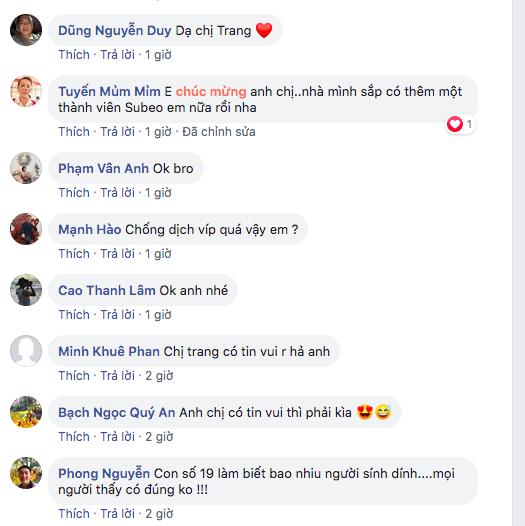 Cường Đô la đăng ảnh 'dìm hàng', Đàm Thu Trang vướng nghi vấn mang bầu ảnh 2
