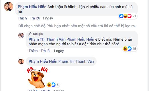 Ốc Thanh Vân bị chỉ trích vô duyên khi nói về chiều cao của diễn viên Hiếu Hiền ảnh 2