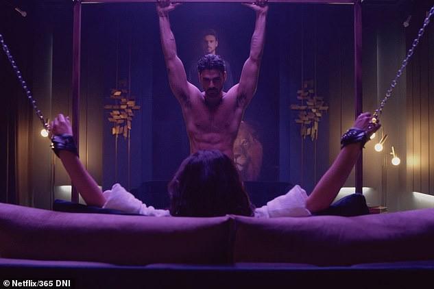 Showbiz 19/6: Phim ngập cảnh sex bị chỉ trích dữ dội ảnh 1