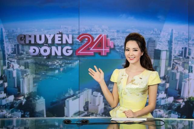 Những Hoa hậu, Á hậu 'dấn thân' nghề báo ảnh 4