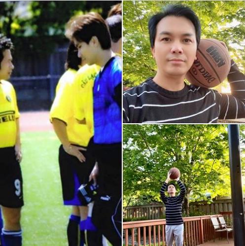 Mạnh Quỳnh chia sẻ hình ảnh hai con trai và cuộc sống ở Mỹ ảnh 1