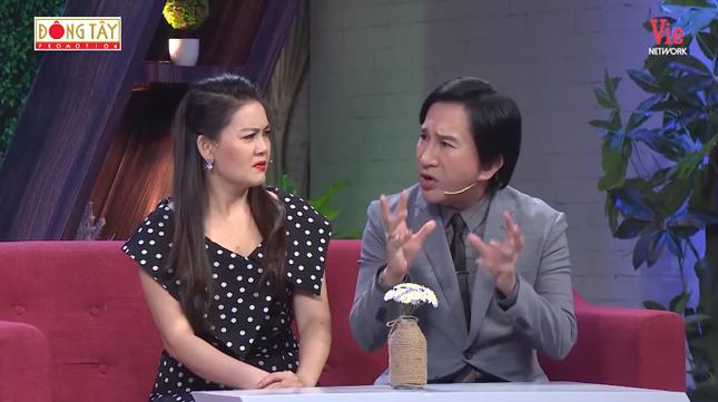Kim Tử Long bức xúc khi Lê Khánh cảm thấy có lỗi với chồng vì béo ảnh 1