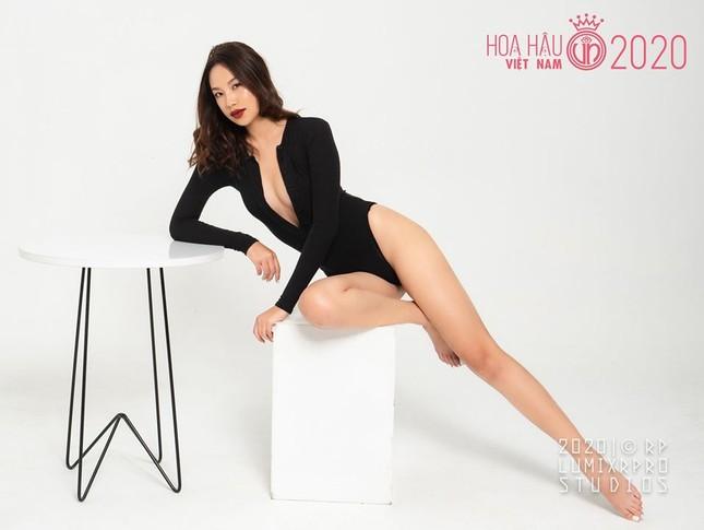 Ngắm thí sinh dự thi Hoa hậu Việt Nam 2020 khoe dáng với bikini ảnh 19