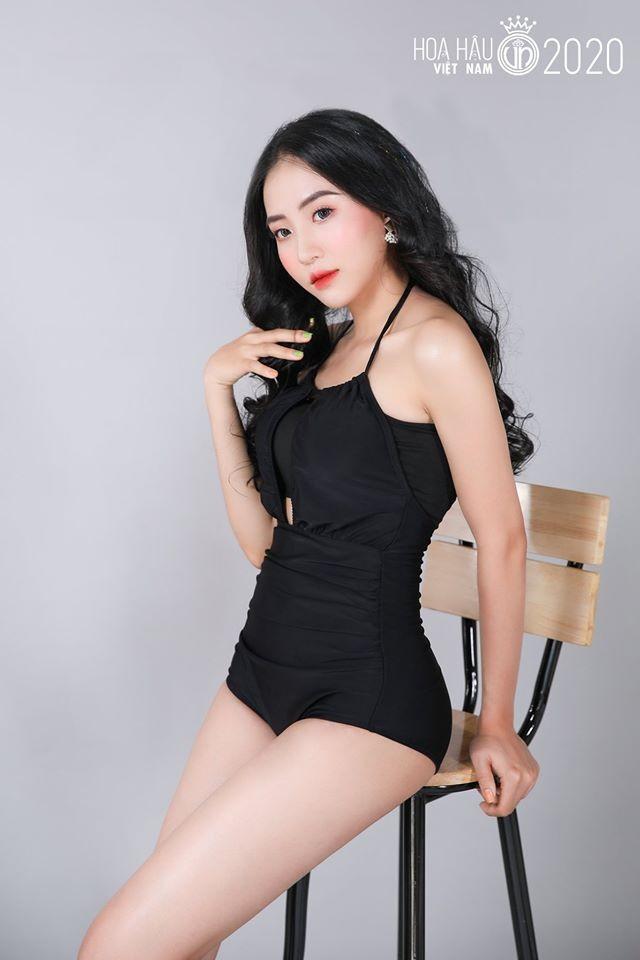 Ngắm thí sinh dự thi Hoa hậu Việt Nam 2020 khoe dáng với bikini ảnh 2
