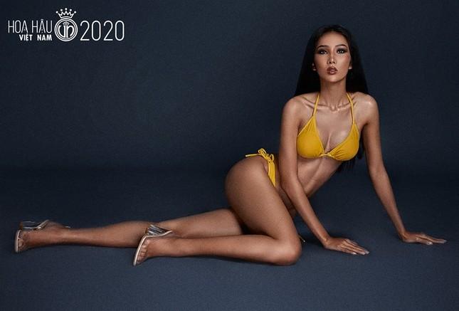 Ngắm thí sinh dự thi Hoa hậu Việt Nam 2020 khoe dáng với bikini ảnh 3