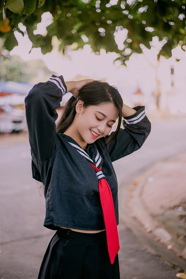 Vì sao cô gái chỉ cao 1m58 vẫn quyết tâm đăng ký dự thi Hoa hậu Việt Nam 2020? ảnh 5