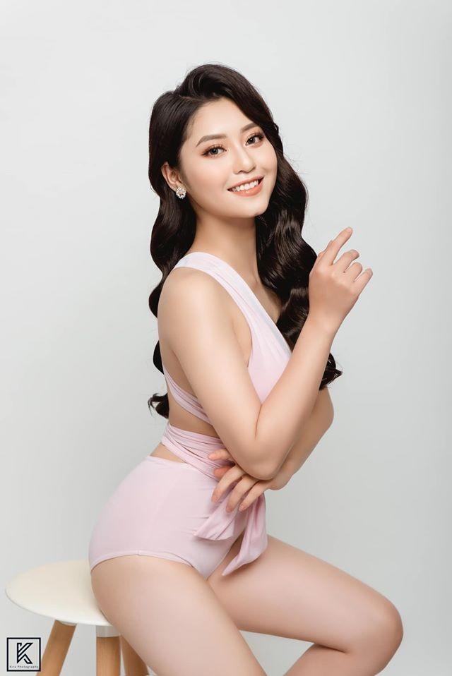Vì sao cô gái chỉ cao 1m58 vẫn quyết tâm đăng ký dự thi Hoa hậu Việt Nam 2020? ảnh 12