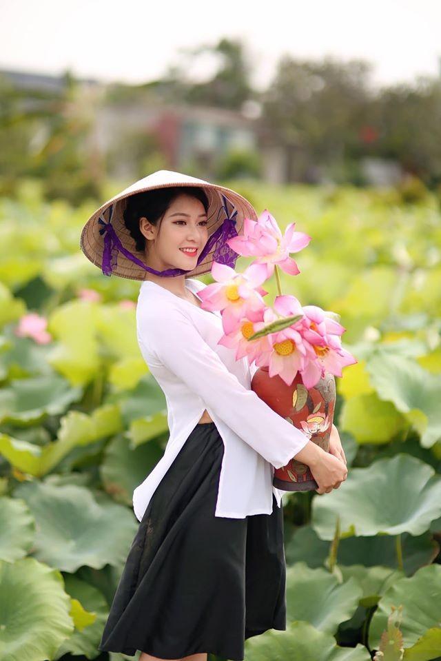 Vì sao cô gái chỉ cao 1m58 vẫn quyết tâm đăng ký dự thi Hoa hậu Việt Nam 2020? ảnh 10