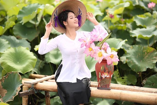 Vì sao cô gái chỉ cao 1m58 vẫn quyết tâm đăng ký dự thi Hoa hậu Việt Nam 2020? ảnh 11