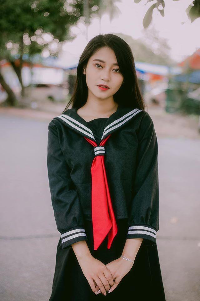 Vì sao cô gái chỉ cao 1m58 vẫn quyết tâm đăng ký dự thi Hoa hậu Việt Nam 2020? ảnh 2