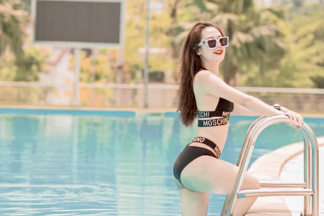 Thí sinh nhỏ tuổi nhất Hoa hậu Việt Nam 2020 nhưng nhan sắc 'không phải dạng vừa' ảnh 3