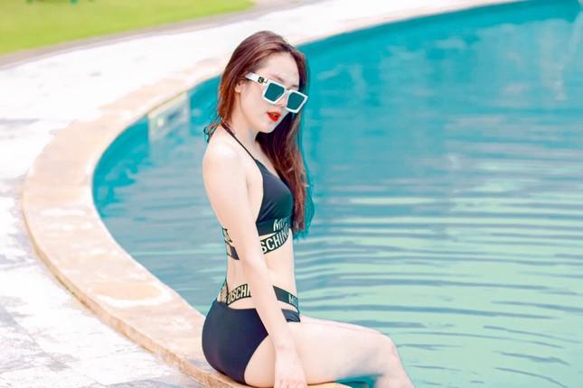 Thí sinh nhỏ tuổi nhất Hoa hậu Việt Nam 2020 nhưng nhan sắc 'không phải dạng vừa' ảnh 4