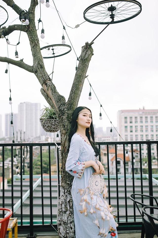 Nữ sinh Báo chí thần tượng Hoa hậu Nguyễn Thị Huyền, quyết tâm ghi danh tại HHVN 2020 ảnh 2