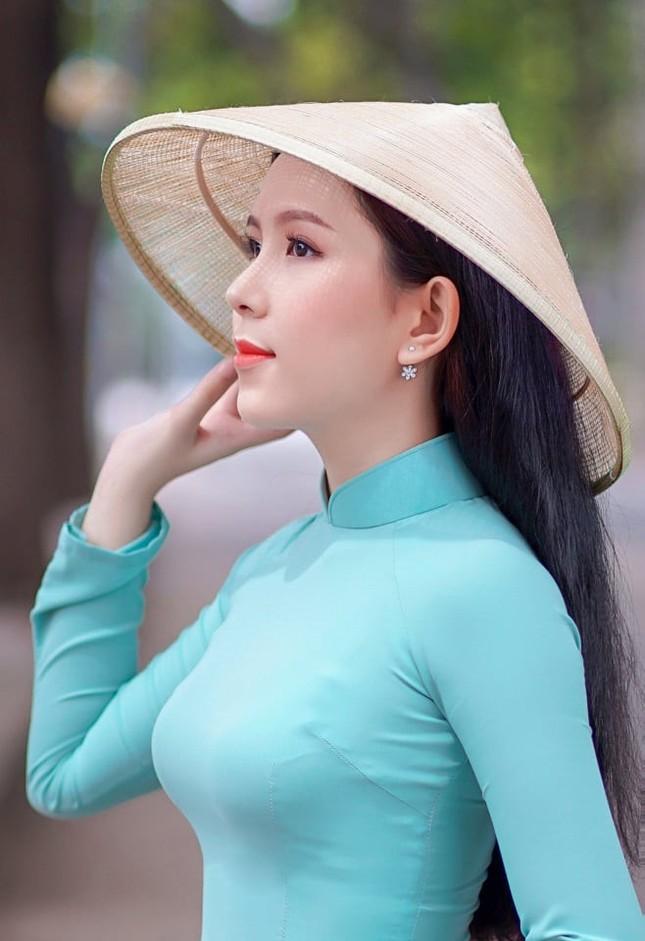 Sắc vóc ba nữ sinh Học viện Hàng không dự thi Hoa hậu Việt Nam 2020 ảnh 1