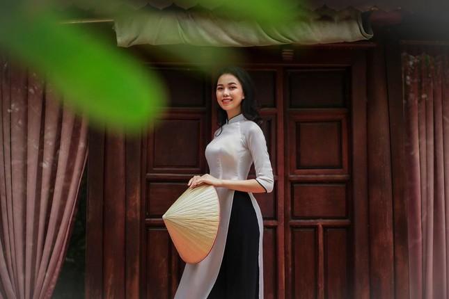 Sắc vóc ba nữ sinh Học viện Hàng không dự thi Hoa hậu Việt Nam 2020 ảnh 3