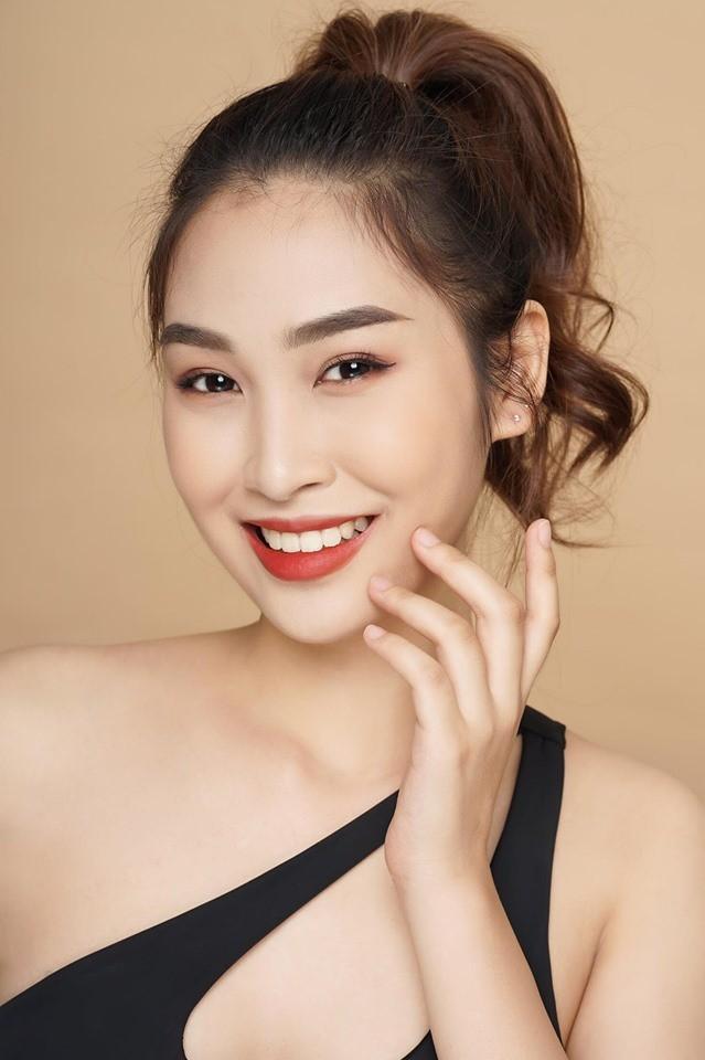 Nữ sinh đạt 9 điểm môn Văn dự thi Hoa hậu Việt Nam 2020 ảnh 3