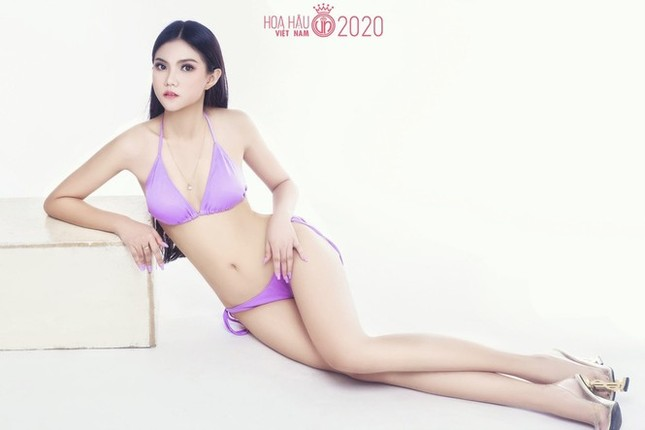Thí sinh Hoa hậu Việt Nam 2020 khoe dáng cực phẩm với bikini ảnh 15