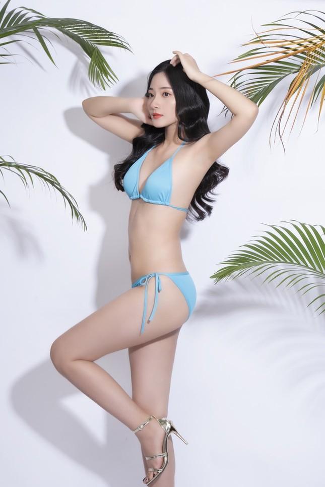 Thí sinh Hoa hậu Việt Nam 2020 khoe dáng cực phẩm với bikini ảnh 17