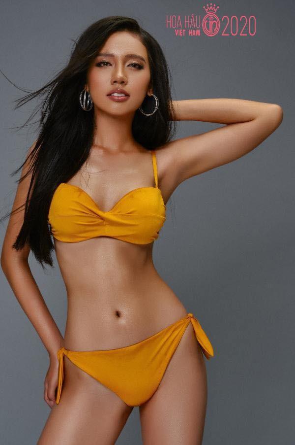 Thí sinh Hoa hậu Việt Nam 2020 khoe dáng cực phẩm với bikini ảnh 18
