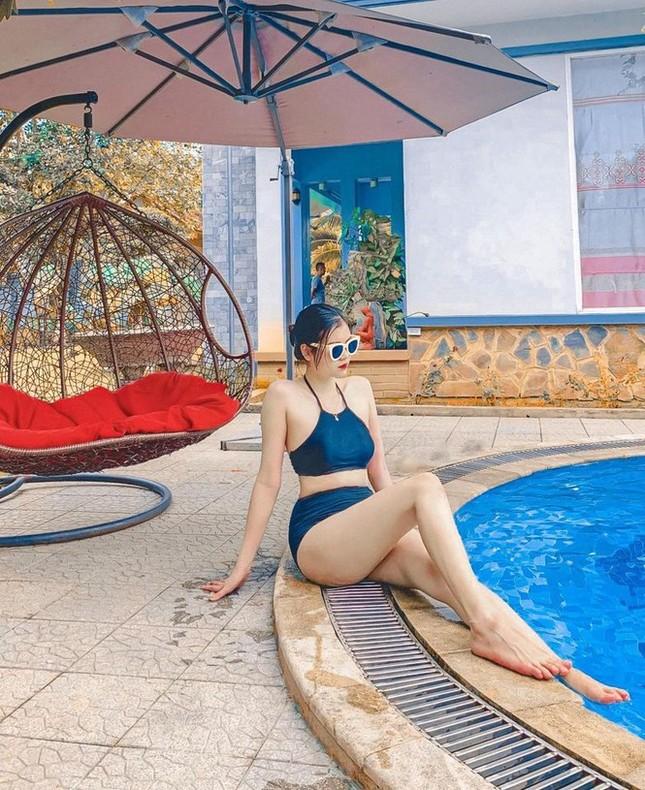 Thí sinh Hoa hậu Việt Nam 2020 khoe dáng cực phẩm với bikini ảnh 2