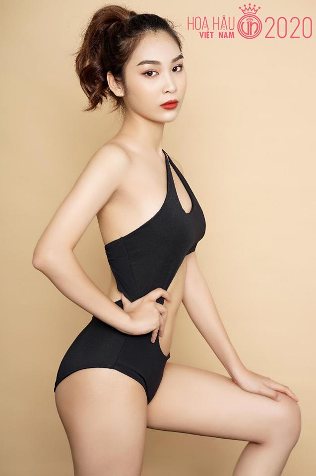 Thí sinh Hoa hậu Việt Nam 2020 khoe dáng cực phẩm với bikini ảnh 5