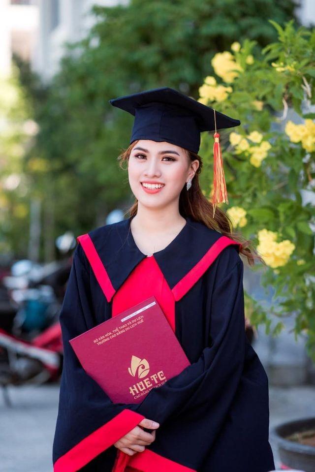 Hoa khôi Nét đẹp Du lịch Huế dự thi Hoa hậu Việt Nam 2020 ảnh 5