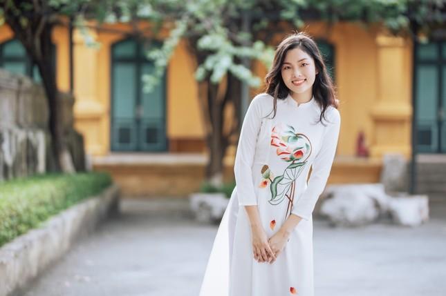 Hotgirl Đại học Kiến trúc ghi danh tại Hoa hậu Việt Nam 2020 ảnh 1