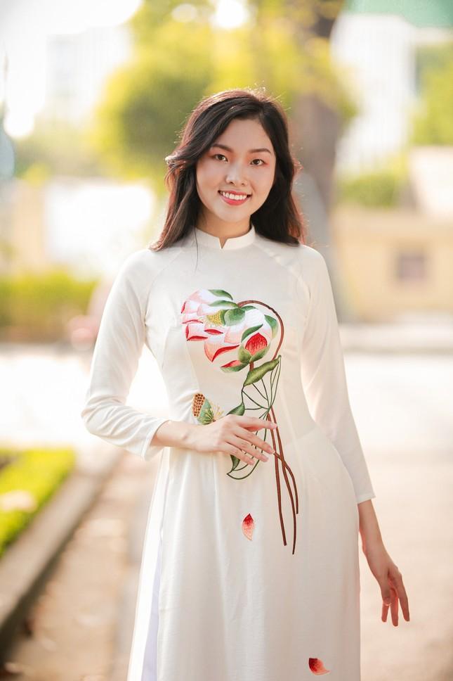 Hotgirl Đại học Kiến trúc ghi danh tại Hoa hậu Việt Nam 2020 ảnh 2