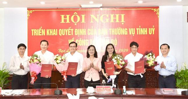Đà Nẵng, Bạc Liêu bổ nhiệm nhiều nhân sự lãnh đạo ảnh 1