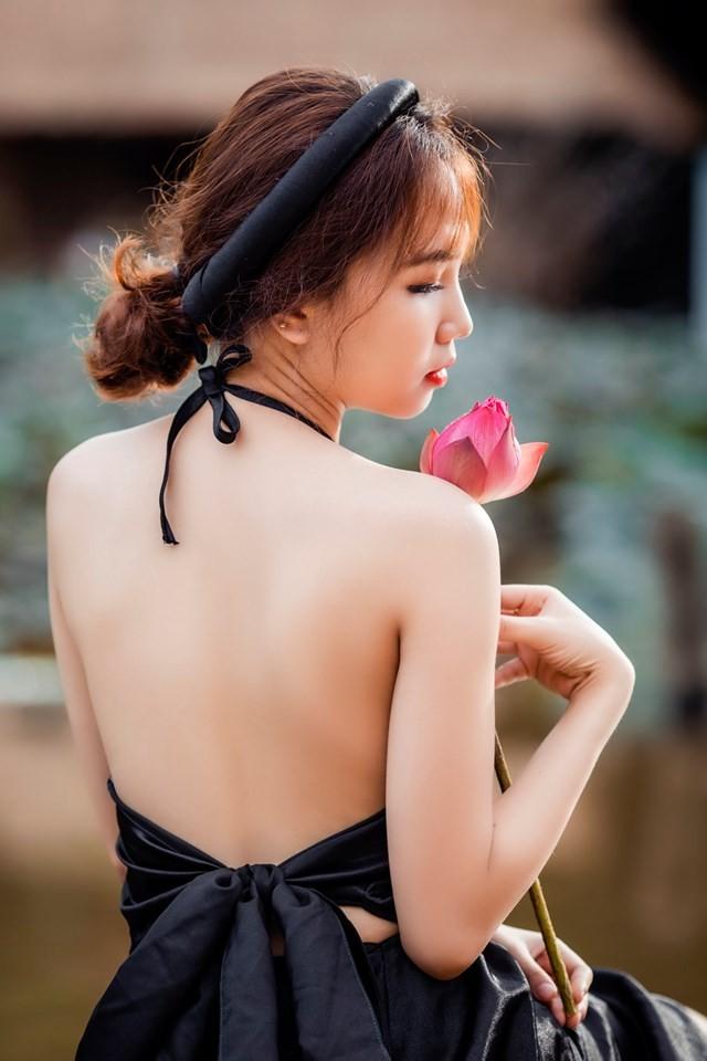 Người đẹp Hoa Ban dự thi Hoa hậu Việt Nam 2020 ảnh 3