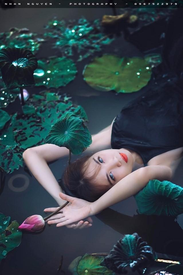 Người đẹp Hoa Ban dự thi Hoa hậu Việt Nam 2020 ảnh 5