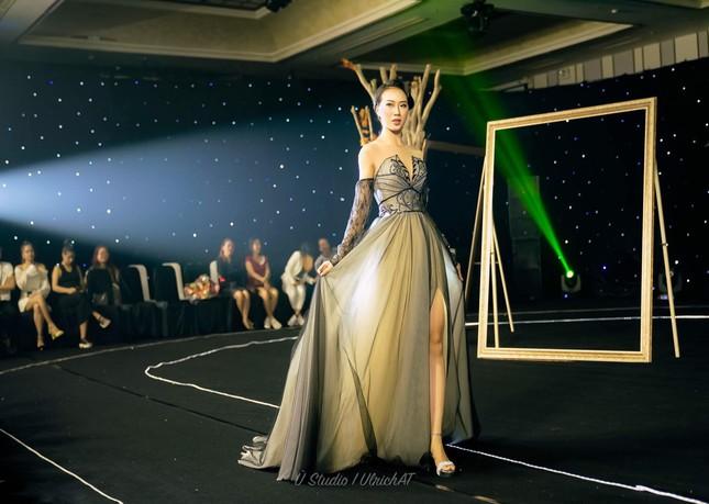 Mẫu nữ từng tham gia chương trình 'Đối mặt cảm xúc' ghi danh tại Hoa hậu Việt Nam 2020 ảnh 3
