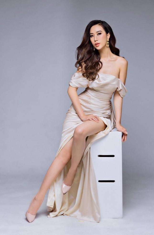 Mẫu nữ từng tham gia chương trình 'Đối mặt cảm xúc' ghi danh tại Hoa hậu Việt Nam 2020 ảnh 6