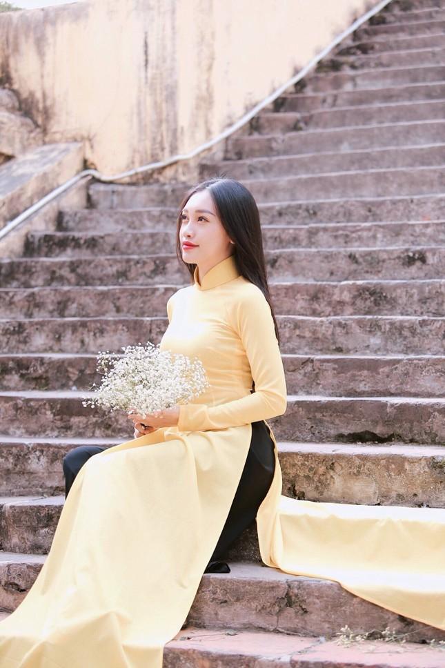 Nữ sinh Đại học Phenikaa ghi danh tại Hoa hậu Việt Nam 2020 ảnh 1
