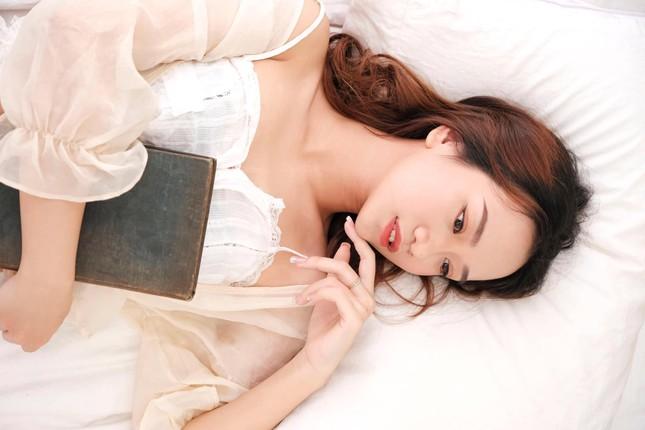 Nhan sắc cô gái Nghệ An dự thi Hoa hậu Việt Nam 2020 ảnh 4