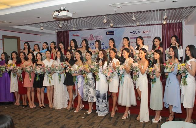Toàn cảnh Sơ khảo phía Nam cuộc thi Hoa hậu Việt Nam 2020 ảnh 13