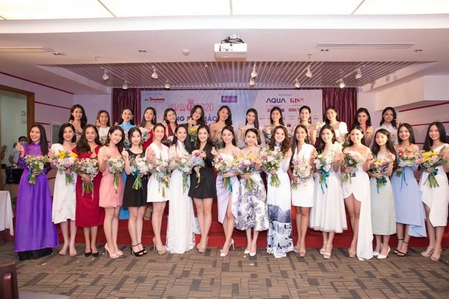 Toàn cảnh Sơ khảo phía Nam cuộc thi Hoa hậu Việt Nam 2020 ảnh 14