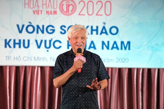 Ban giám khảo Hoa hậu Việt Nam 2020 chia sẻ cảm tưởng trước khi bước vào Sơ khảo ảnh 3