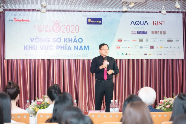 Toàn cảnh Sơ khảo phía Nam cuộc thi Hoa hậu Việt Nam 2020 ảnh 6