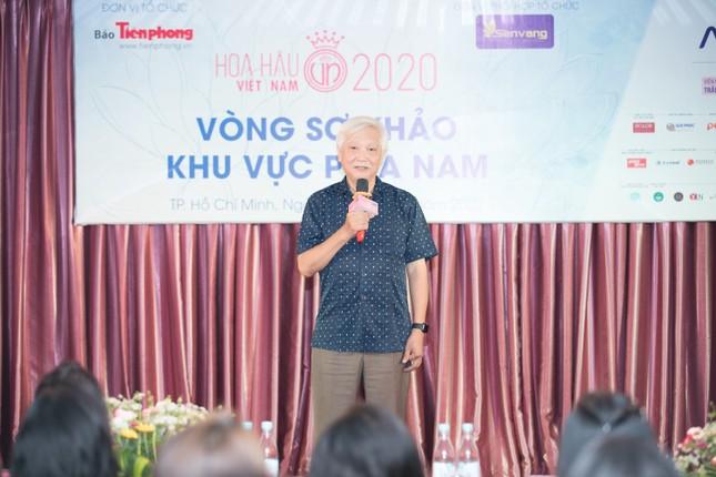 Toàn cảnh Sơ khảo phía Nam cuộc thi Hoa hậu Việt Nam 2020 ảnh 7