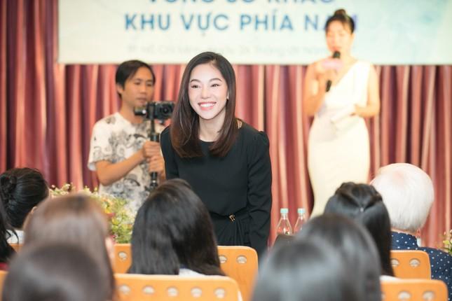 Toàn cảnh Sơ khảo phía Nam cuộc thi Hoa hậu Việt Nam 2020 ảnh 10
