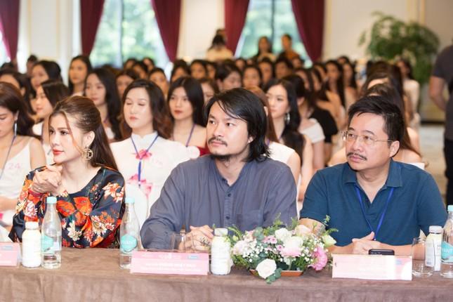 Toàn cảnh sơ khảo phía Bắc cuộc thi Hoa hậu Việt Nam 2020 ảnh 4