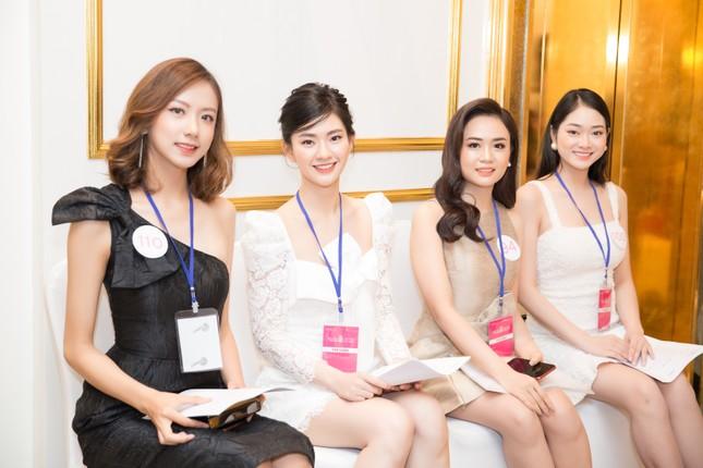 Toàn cảnh sơ khảo phía Bắc cuộc thi Hoa hậu Việt Nam 2020 ảnh 9