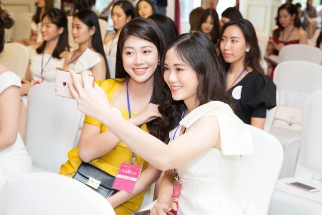 Toàn cảnh sơ khảo phía Bắc cuộc thi Hoa hậu Việt Nam 2020 ảnh 7