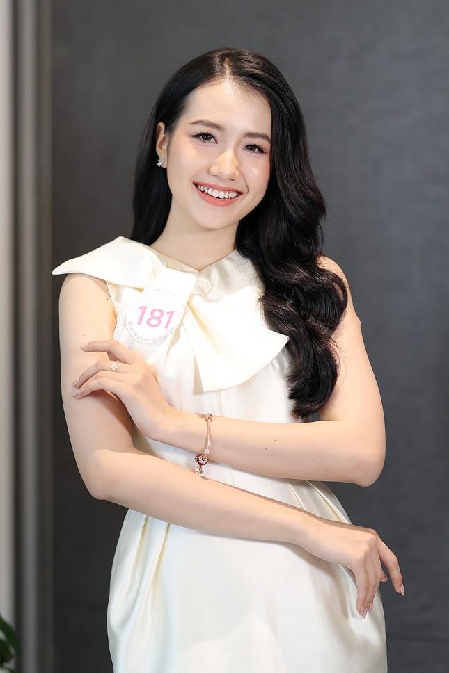 Thí sinh vượt hơn 1.000 km tham dự Sơ khảo phía Bắc Hoa hậu Việt Nam 2020 ảnh 3